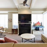 After Remodel Family Room Living Room Condominium Remodeling ideas Renovation Design Group