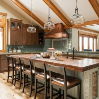 After_Kitchen_Great Rooms_Open Kitchen_Modern Designs and style_Copper_farmsinks