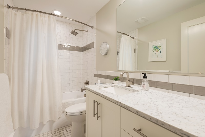 After_Bathrooms_basement Bathroom_Full Bathroom Remodeling ideas | Renovation Design Group