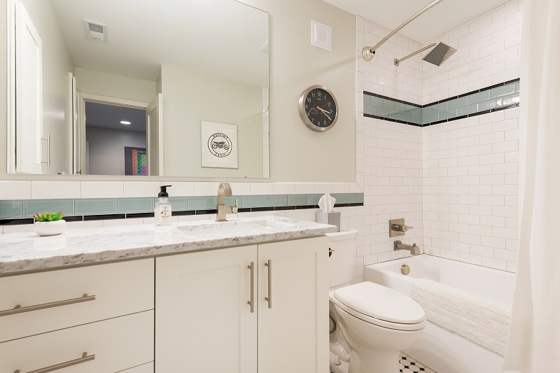 After_Interior_Bathrooms_Full Bathroom_Basement bathroom Remodels | Renovation Design Group