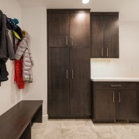 After_Interior_Mudroom_Laundry Room ideas_Contemporary | Renovation Design Group