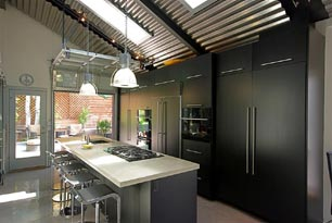 Bungalow transformed into city style loft 1