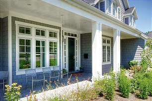 Architect provides solid foundation in Remodel