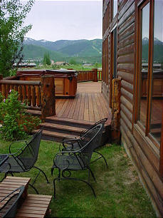 Give the deck a facelift