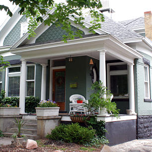 Welcome Spring With Porch Remodeling