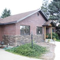 Ranch Front Exterior Remodel