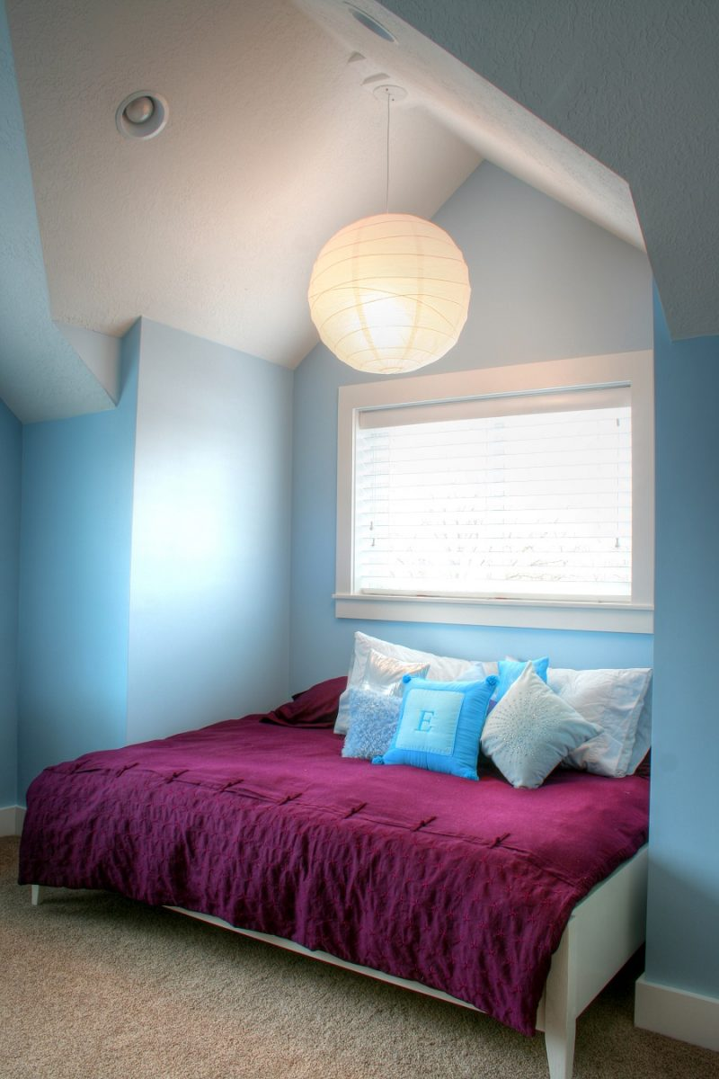 Kids Bedroom Attic Designs