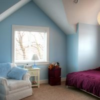 Kids Attic Bedroom Design