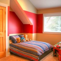 Kids Bedroom Home Attic Design