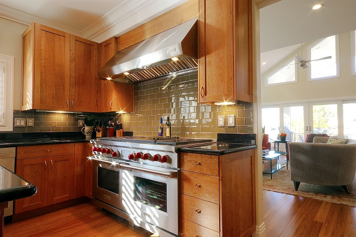 G Street Bungalow Kitchen Renovation Design Group