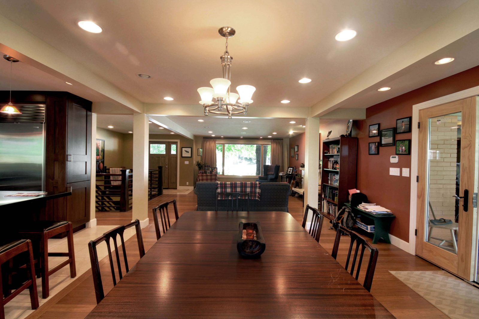 Interior Renovation_Dining Room_Rambler Additions | Renovation Design Group