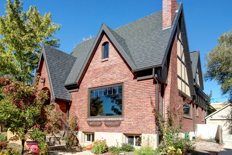 After, Exterior, Addition, Second Story Adddition, Brick Homes, Tudor, brick Tudor | Renovation Design Group