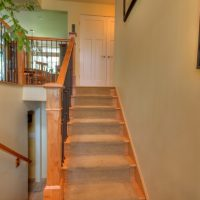 After Interior Renovation Staircase Remodel | Renovation Design Group