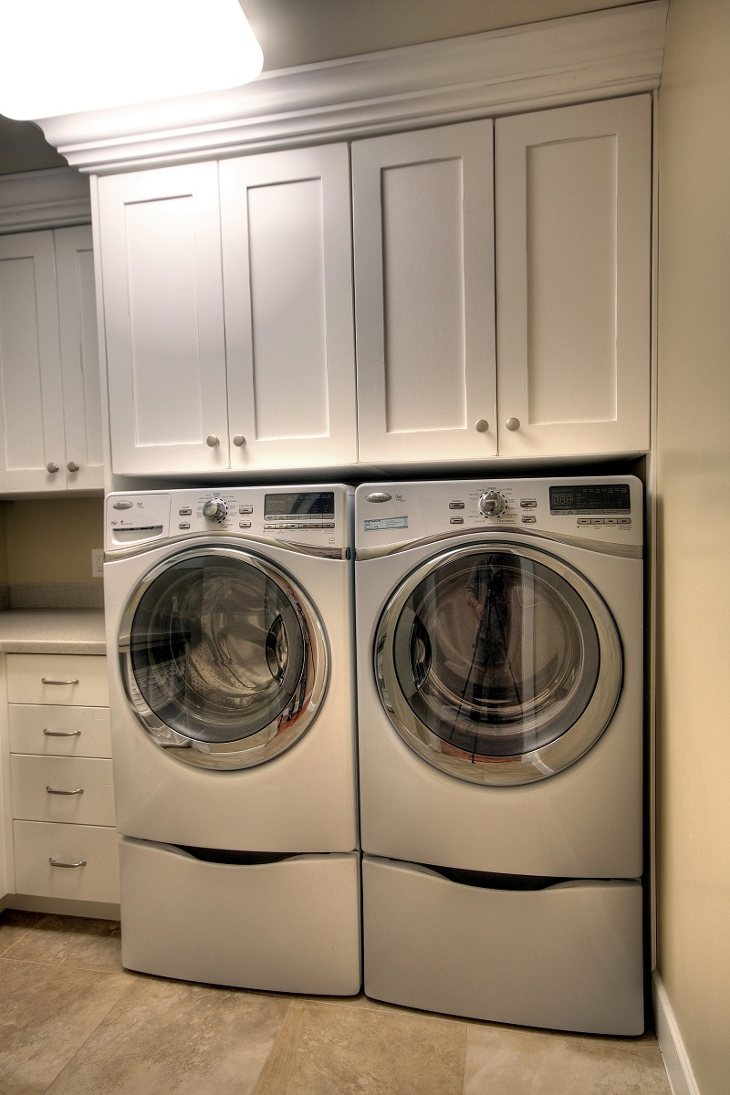After_Interior_Laundry Rooms_Mudrooms_Large Laundry | Renovation Design Group