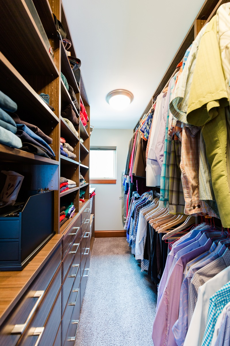 After_Interior_Master Suites_Walk-in Closets_Contemporary Master Suites | Renovation Design Group