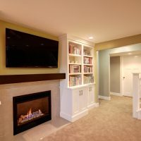 After_Interior Remodel_Family Room_Renovation Design Group | Renovation Design Group