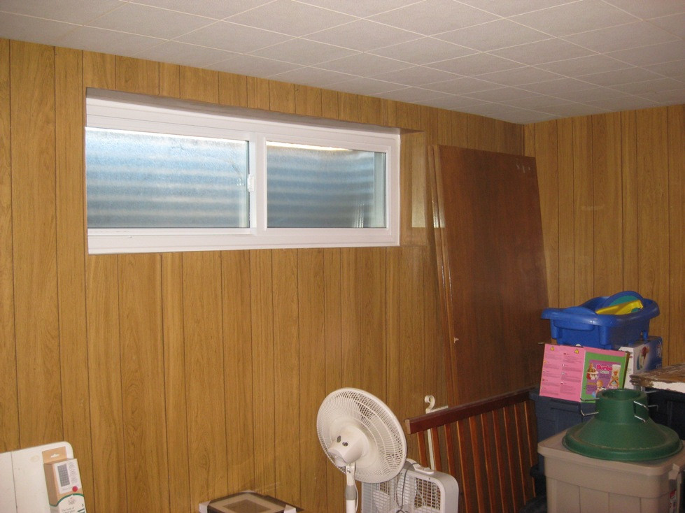 Before_Interior Remodel_Basement Renovation_1950's Home Style | Renovation Design Group