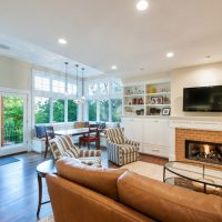 After_Interior_Family Room_Traditional Style | Renovation Design Group
