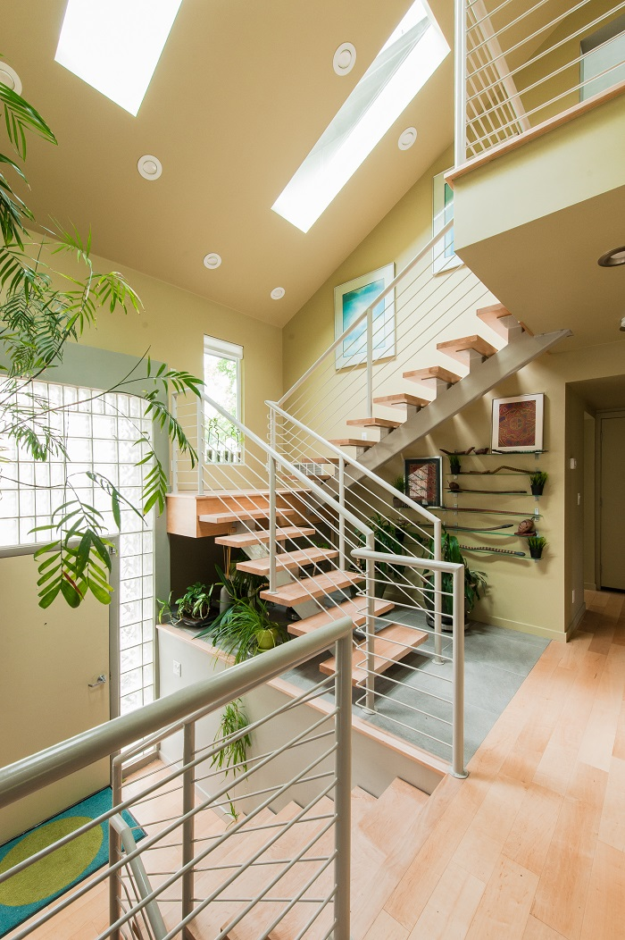 After_Second Story addition_Staircase_Contemporary Design | Renovation Design Group