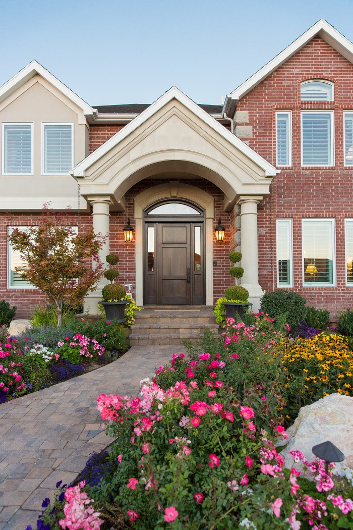 After_Exterior Remodel_Front Entry_Exterior Remodels | Renovation Design Group
