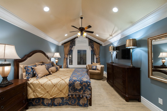 After_Interior Design_Guest Bedroom_Home Remodel Utah | Renovation Design Group