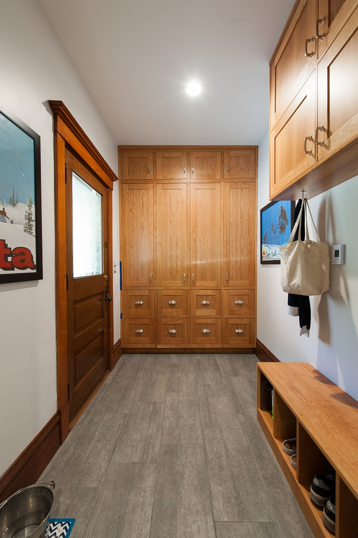 After_Interior_Mudroom_Craftsman Remodel | Renovation Design Group