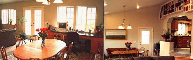Dining Room Remodeling Addition