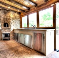 Tuscan Style Kitchen Remodeling Design Ideas