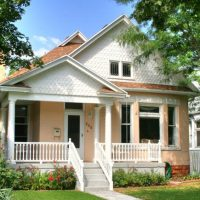 Victorian Home Restoration and Remodeling Addition