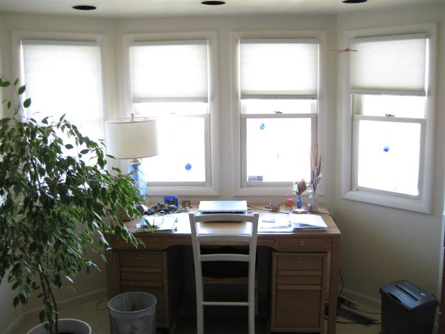 Before Home Office | Renovation Design Group