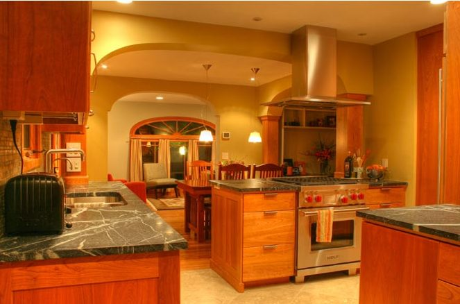 Contemporary Kitchen Remodeling