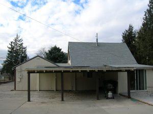 Before back Exterior Cottage Porch | Renovation Design Group