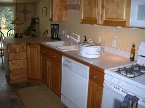 Before Cottage Kitchen | Renovation Design Group