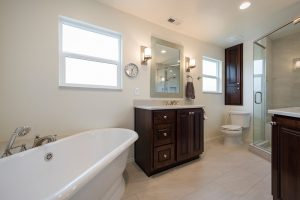 Cape Cod Master Bathroom | Renovation Design Group