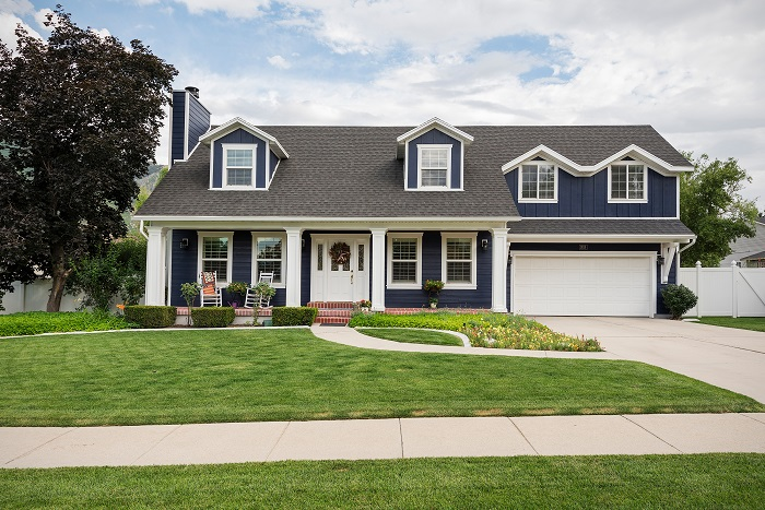 exterior_curb appeal_cape cod renovations | Renovation Design Group