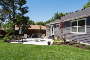 Back patios Cottage home Small exterior remodels | Renovation Design Group