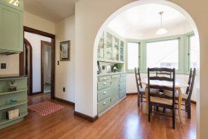 Kitchen Remodels, Tudor Restorations, Breakfast nook, Natural Light, Large Windows, Tudors | Renovation Design Group