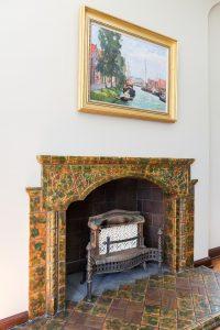 Restoration, Original Character, Clasic Tudor Designs, Fireplaces, Living Room, Tudor Restoration | Renovation Design Group