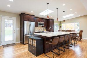 After an Interior Kitchen Remodel, Modern Kitchen, Modern Kitchen Remodels in a MidCentury Home