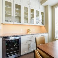 After Interior Kitchen Open Floor Plan Remodel Kitchens Dining Room Condominium Renovation Design Group