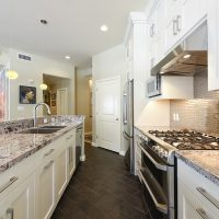 After Interior Kitchen Open Floor Plan Remodel Kitchens Condominium Renovation Design Group