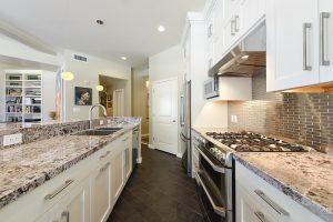 After Interior Kitchen Open Floor Plan Remodel Kitchens Condominium Renovation Design Group
