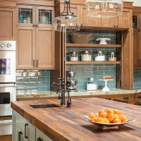 After_Interior_Kitchen Remodels_Modern Kitchens_Copper accents