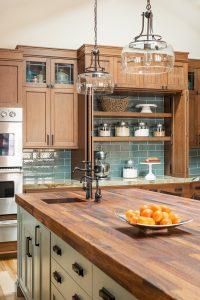 After_Interior_Kitchen Remodels_Modern Kitchens_Copper accents