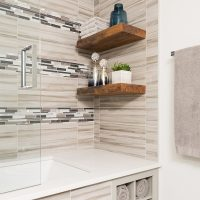 fter_Interior_MAster Bath_Decorative tile_Contemporary tiling and style_Modern Design and architecture