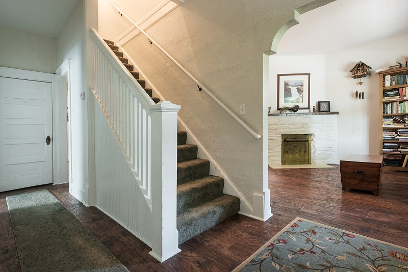 After, Interior, Staircase, Second Floors   Renovation Design Group