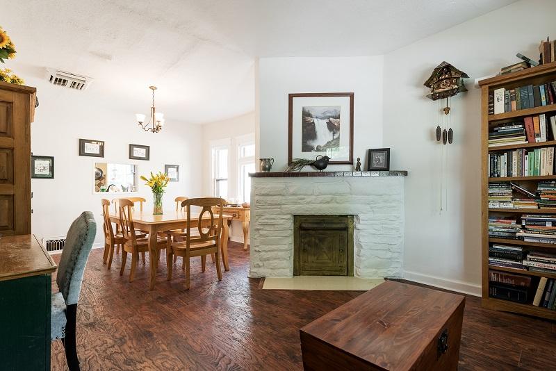 After, Interior, Fireplace designs, Uniqe flooring, Bungalows   Renovation Design Group