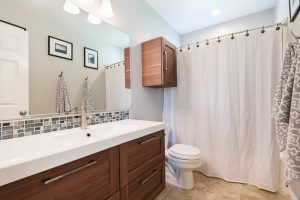 After_Bathroom_Family bathrooms_Updated Rambler home | Renovation Design Group