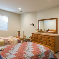 After_Interior_Bedroom_basement bedroom_new basement construction | Renovation Design Group