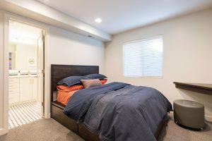 After_Interior_Basement Excavation_Basement addition_Bedroom Remodel | Renovation Design Group